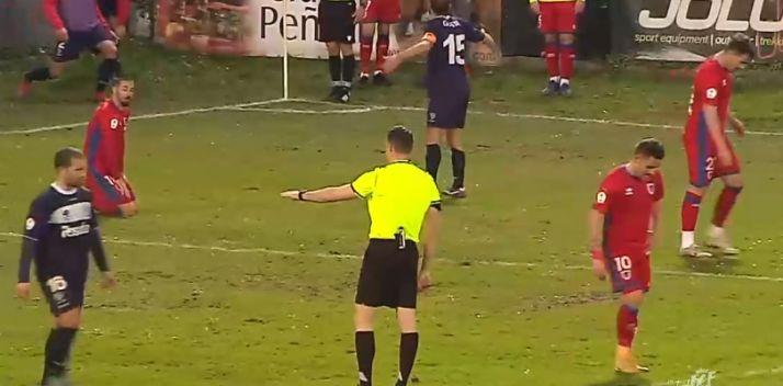 Foto 1 - Un decepcionante Numancia pierde sin marcar ante el colista Marino de Luanco