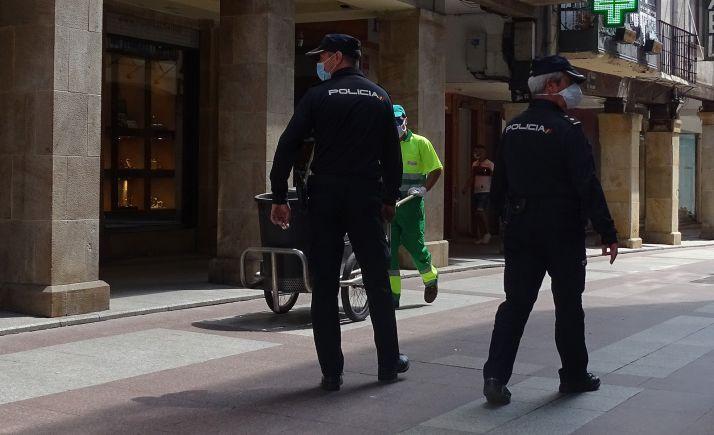 Foto 1 - Las denuncias en Soria por incumplir la normativa contra la COVID-19 suman 1.799