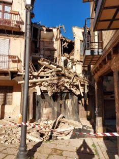 Una imagen de las ruinas hoy. /Dip.