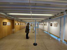 Foto 4 - Abre la muestra 'Las ratas. Xilografías de José Noriega'