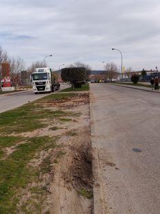 Foto 5 - Piden una reforma integral del Polígono de Soria (fotos)