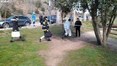 Localizan el cuerpo del joven desaparecido en el Duero.
