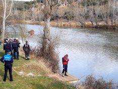 Foto 6 - Fotos | Espectacular despliegue para encontrar al joven desparecido en el Duero