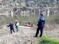 Foto 4 - Fotos | Espectacular despliegue para encontrar al joven desparecido en el Duero