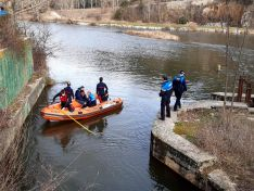 Foto 3 - Fotos | Espectacular despliegue para encontrar al joven desparecido en el Duero
