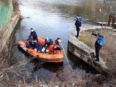 Foto 2 - Fotos | Espectacular despliegue para encontrar al joven desparecido en el Duero