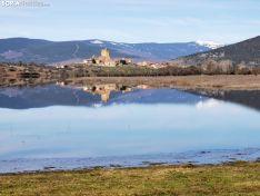 Foto 6 - La Laguna de Hinojosa de la Sierra reaparece con la nieve y las lluvias
