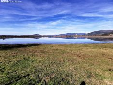 Foto 5 - La Laguna de Hinojosa de la Sierra reaparece con la nieve y las lluvias