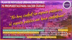 Foto 3 - Las 76 propuestas de Podemos para la movilidad sostenible en Soria