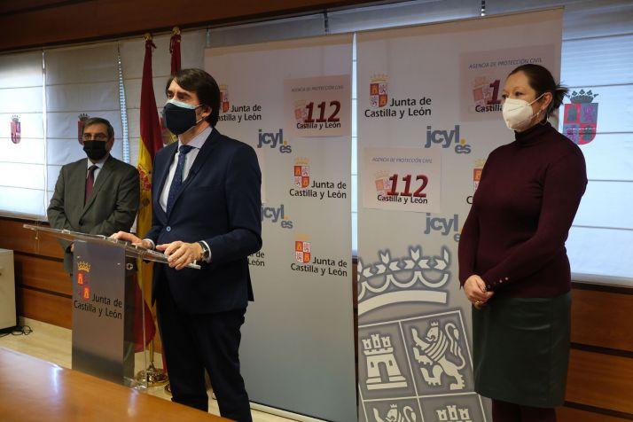 Foto 1 - Castilla y León: El Coronavirus triplica las consultas médicas en al 112