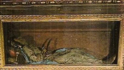 Foto 1 - Esta reliquia burgense podrá verse en el Museo Nacional de Escultura de Valladolid