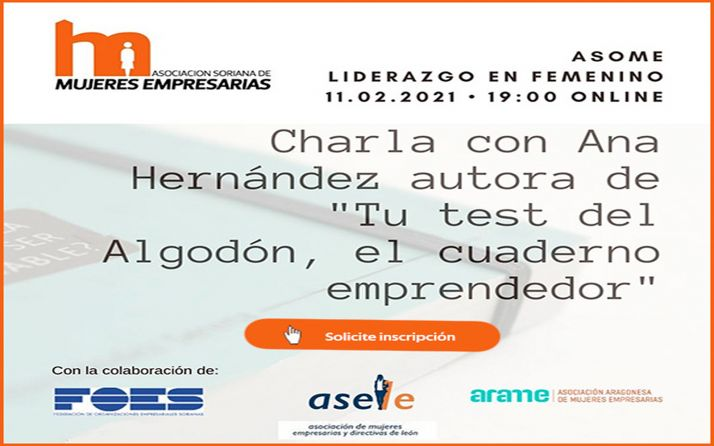 Foto 1 - Nueva cita de 'Liderazgo en femenino' de FOES, con  el emprendimiento como protagonista