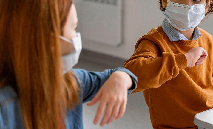 Foto 1 - Coronavirus en Soria: Cuarentena en un aula de la provincia
