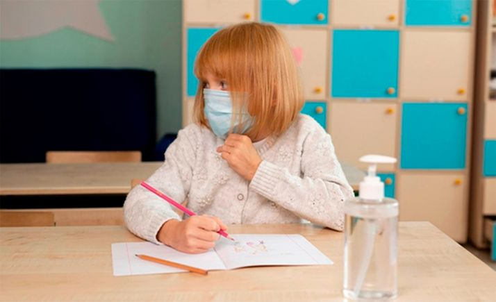 Foto 1 - Coronavirus en Soria: Un aula en cuarentena en la jornada de hoy