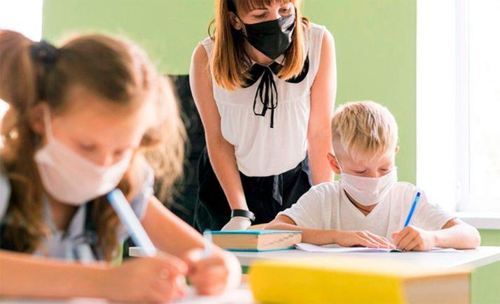 Foto 1 - Coronavirus en Soria: Tres aulas en cuarentena este miércoles