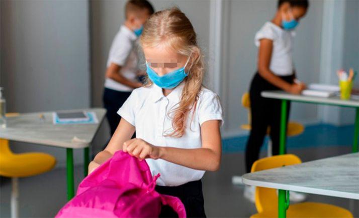 Foto 1 - Coronavirus en Soria: Cinco nuevas aulas en cuarentena este lunes
