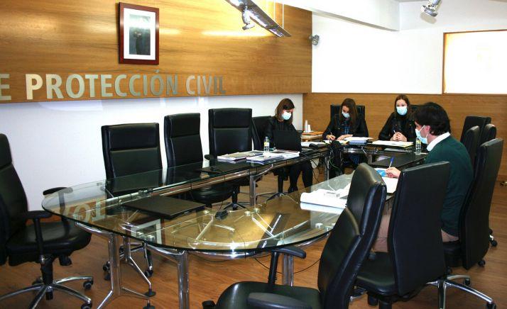Videoconferencia Comisión Ciudadana de CyL. /Jta.