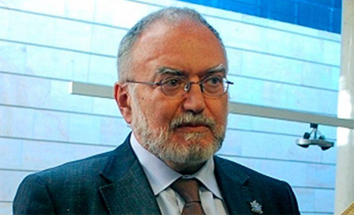 Francisco Burillo, en una imagen de archivo.