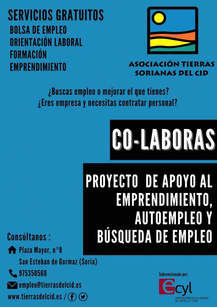 Foto 2 - Arranca el proyecto Co-Laboras, de Tierras Sorianas del Cid