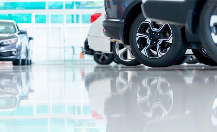 Foto 1 - Los concesionarios de vehículos de CyL perdieron el 16,8% de su negocio en 2020