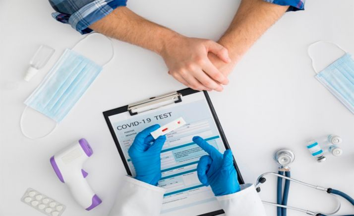 Foto 1 - Junta y patronal intensifican los cribados del Plan Sumamos para detectar y reducir los contagios en las empresas