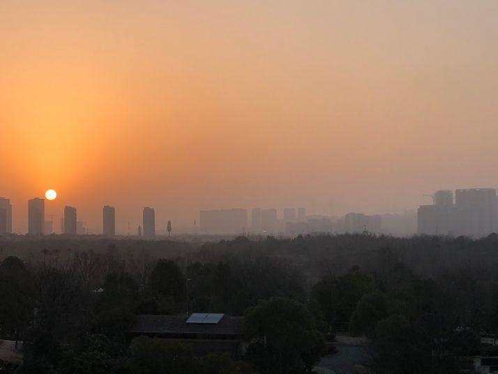 Imágen de Wuhan realizada por el doctor Peter Daszak.