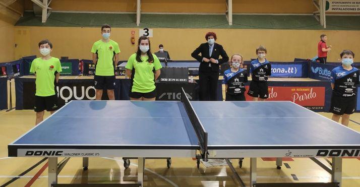 Imagen de la competición.