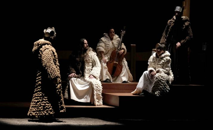Una representación en Castilla y León.
