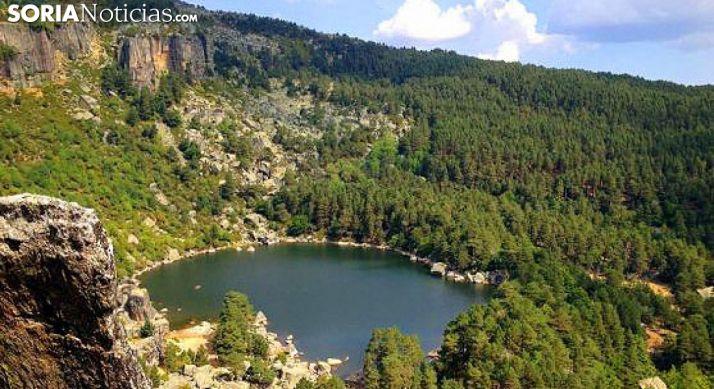 Laguna Negra de Soria.