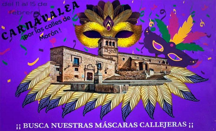 Foto 1 - Morón decorará sus calles con máscaras de carnaval