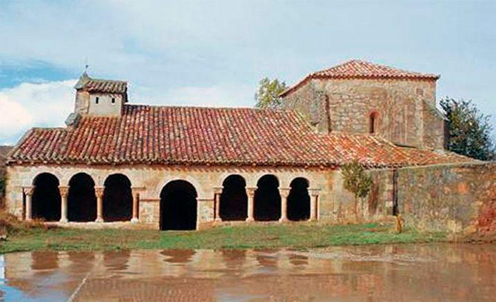 Foto 1 - La Junta adjudica las obras de restauración de la iglesia románica de Omeñaca