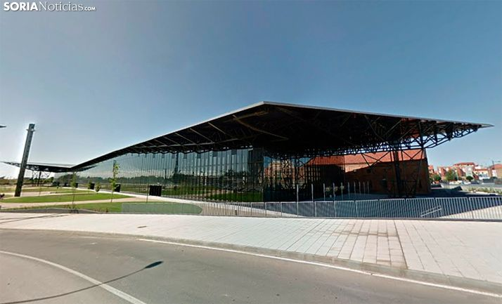 Una imagen del Palacio de Exposiciones y Congresos. /GM
