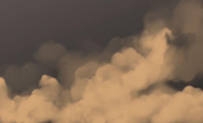 Foto 1 - Precaución ante un nuevo aumento de partículas de polvo procedente de África