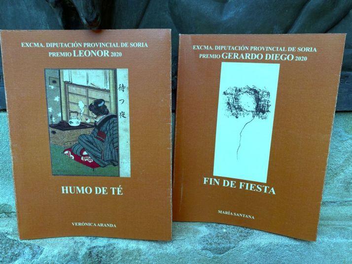 Premios de Poesía Gerardo Diego y Leonor 2020.