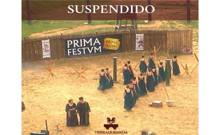 Foto 1 - Suspendido el festival de teatro clásico Prósopon 2021