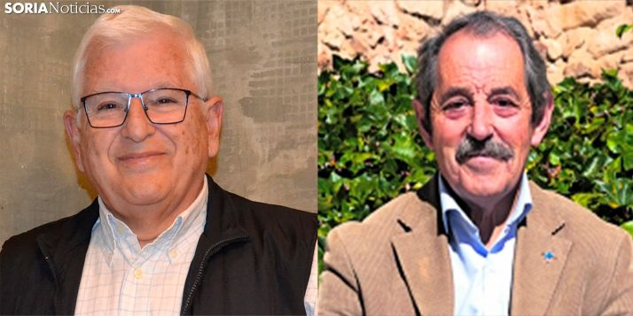 Juan Manuel Ruiz y José Luis Molina. /SN
