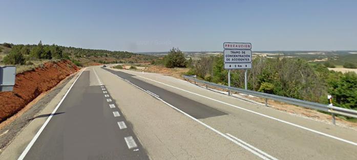 La A-11 permitirá en 2021 evitar el punto negro más peligroso de Soria, el puerto del Temeroso