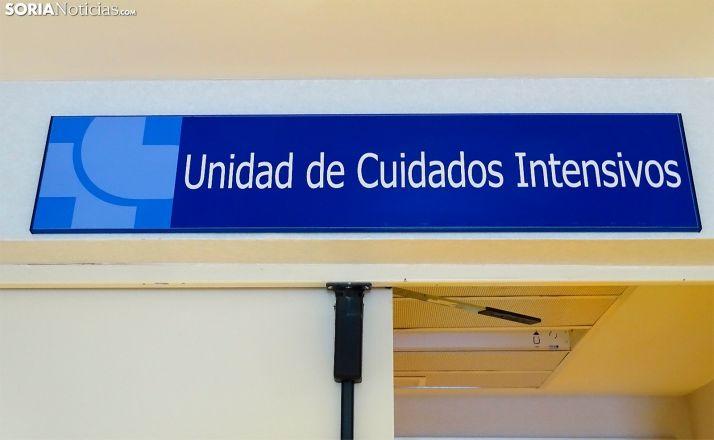 Foto 1 - Gran preocupación en el Santa Bárbara: Un paciente de UCI trasladado a Segovia