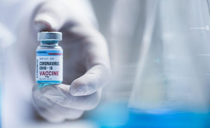 Foto 1 - Soria recibe 2.740 unidades en el octavo envío ministerial de vacunas frente a la COVID-19