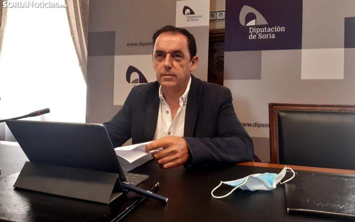 La Diputación, dispuesta a financiar el 50% del proyecto de Aguas Bravas de San Esteban