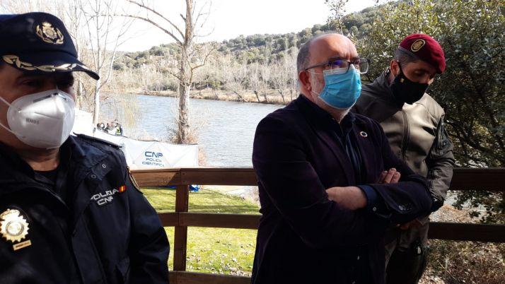 Foto 1 - Soria: Un shock por el agua fría del Duero, principal hipótesis de la muerte del joven ahogado