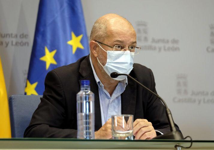 Foto 1 - Igea muestra la posición de la Junta de Castilla y León sobre los test anales