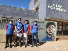 Foto 6 - El CIFP Pico Frentes triunfa en los campeonatos CyL Skills