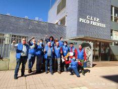 Foto 5 - El CIFP Pico Frentes triunfa en los campeonatos CyL Skills