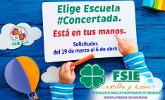 FSIE invita a la matriculación en los centros concertados de Soria