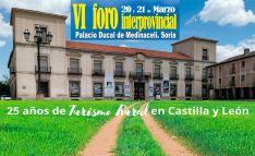 Medinaceli acoge este fin de semana el foro '25 años de turismo rural en Castilla y León&r