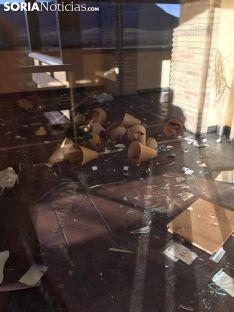 Foto 3 - Galería: El 'nuevo' Valonsadero, pelado y el Hotel, 'asaltado'