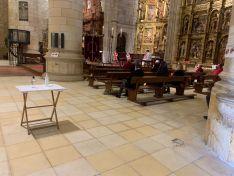 Foto 3 - Galería pasos de Semana Santa en la Concatedral de San Pedro