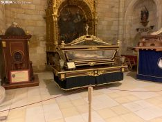Foto 6 - Galería pasos de Semana Santa en la Concatedral de San Pedro