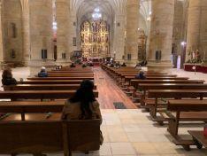 Foto 4 - Galería pasos de Semana Santa en la Concatedral de San Pedro